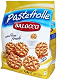 Balocco Pastefrolle schmackhafte Eierkekse, 4er Pack (4 x 700 g)