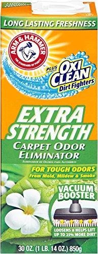Arm & Hammer Extra Strength Carpet Odor Eliminator, 30 Oz