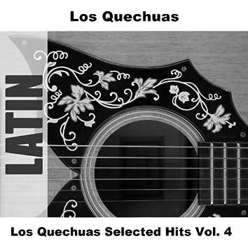 Los Quechuas Selected Hits Vol. 4