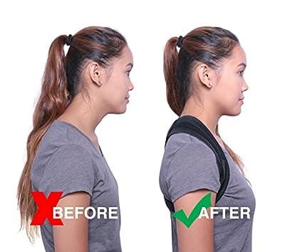 Premium Unisex Posture Corrector Adjustable