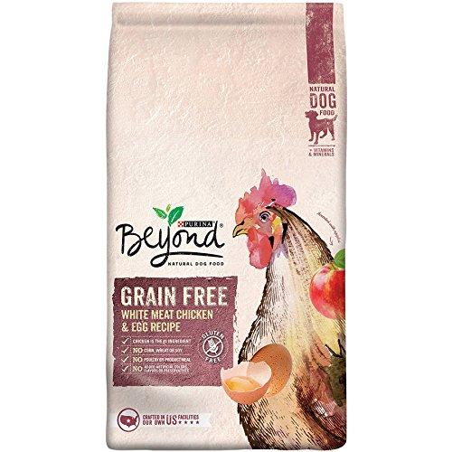 Purina Beyond Grain Free, Natural Dry Dog Food, Grain Free White Meat Chicken & Egg Recipe - 23 lb. Bag