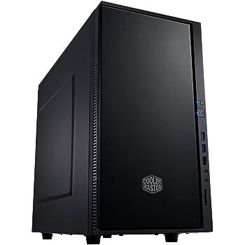 Cooler Master 静音ミニタワーmicro-ATXケース PCケース Silencio 352 (型番:SIL-352M-KKN1-JP)