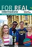 For Real Intermediate Student's Book & Workbook Multimedia Pack ( CEF B2 )