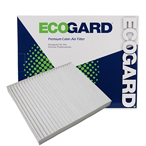 ECOGARD XC26087 Premium Cabin Air Filter Fits Mazda