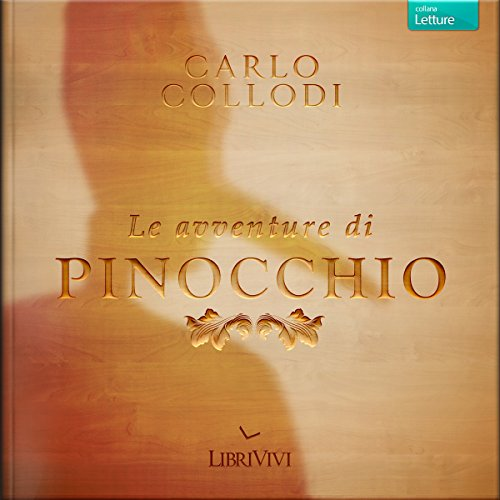 Le avventure di Pinocchio audiobook cover art