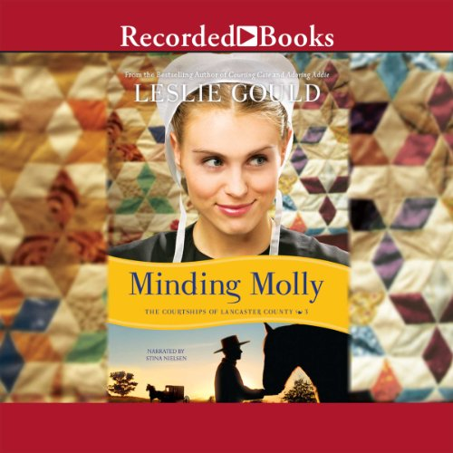 Minding Molly audiobook cover art