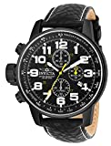 Invicta Force Analog Black Dial Men's Watch - 3332