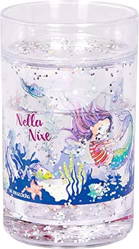 Nella Nixe - Vaso con purpurina