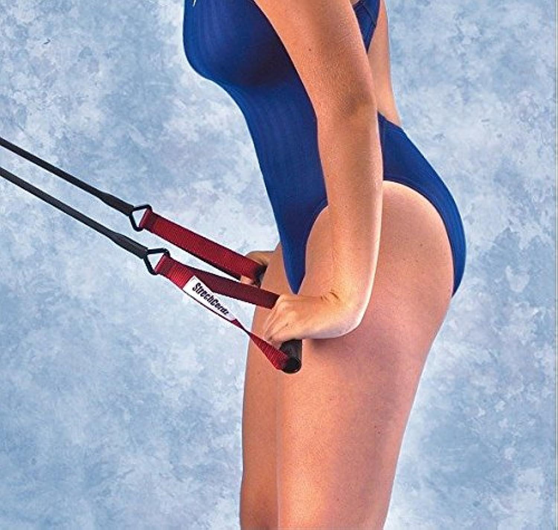 StrechCordz mit Handschlaufen Blau, Zugstrke 6,3-15,4 kg