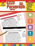 Evan-Moor Daily Paragraph Editing, Grade 7