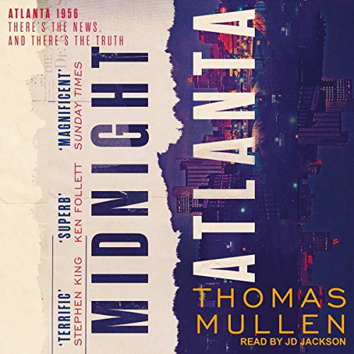 Midnight Atlanta Audiobook By Thomas Mullen cover art