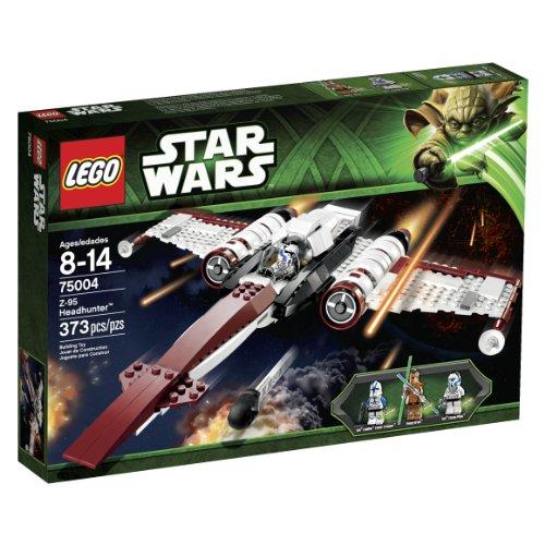 LEGO Star Wars Z-95 Headhunter 373pieza(s) Juego de construcción - Juegos de construcción (Multicolor, 8 año(s), 373 Pieza(s), Película, 14 año(s), 39 cm)