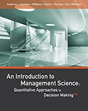 Best applied management science for decision making Reviews