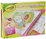 Crayola Light-Up Tracing Pad, Pink