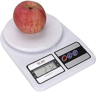 Balança Digital Cozinha Alta Precisão Escala 1g - 1g à 10Kg