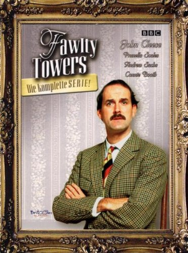 Fawlty Towers - Die komplette Serie [2 DVDs]