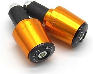 Stuurgrepen Bar End Motorfietsstuurgrepen Eindehendement Bar Cap End Plug voor S-UZUKI voor GSF 250 400 650 600 S N 1250 v...