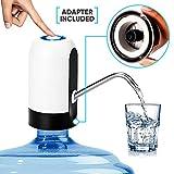 Moguat Dispensador Agua para Garrafas con Adaptador, Dosificador Eléctrico Automático Extraíble...