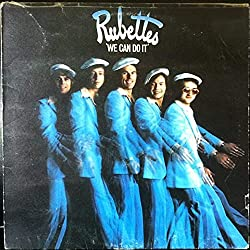 The Rubettes - We Can Do It - State Records - STAT 001, State Records - ETAT 1