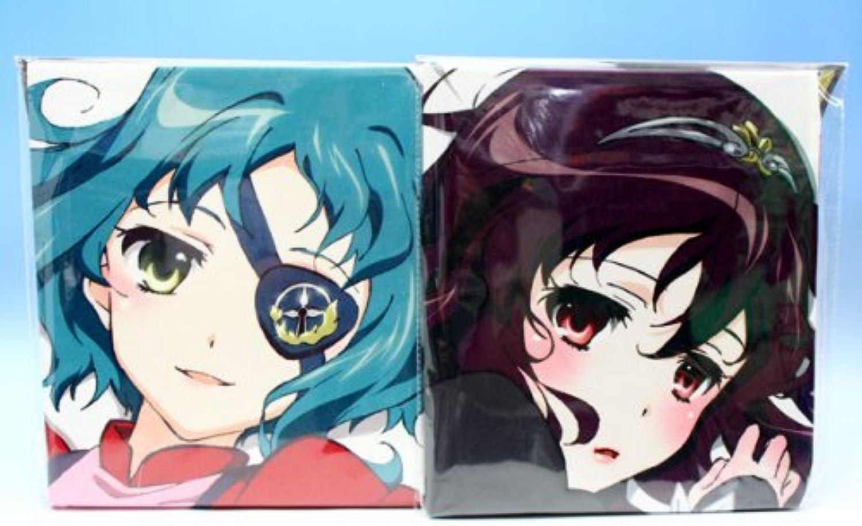 Dantarian of bookshelf draw down sheets anime illustrations Goods Fleurs (all two full set + Poster bonus)