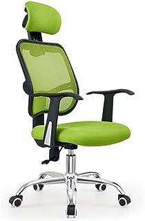 YUTRD ZCJUX Sillas de Malla para computadora y sillas de Oficina Ligeras y Transpirables (Color : B)