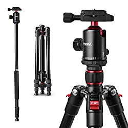 Best Affordable Tripod for Heavy DSLR Camera
