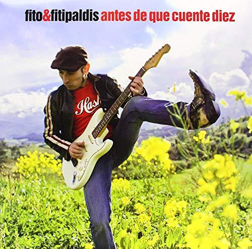 Fito & Fitipaldis - Antes De Que Cuente Diez (LP-Vinilo + CD)