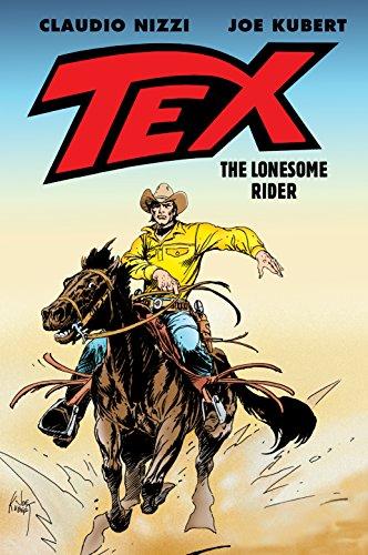 Tex: The Lonesome Rider (English Edition)