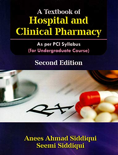 A Textbook of Hospital and Clinical Pharmacy
