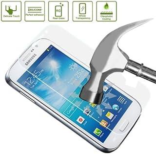 ILS® - Protector de pantalla ultra-resistente en vidrio templado, ultra fino Samsung Galaxy Grand Duos / i9082 / i9060