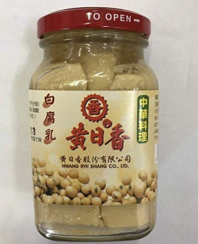 Yellow Date incense white fermented bean curd / bottle [white] Funyuu Taiwanese tofu milk