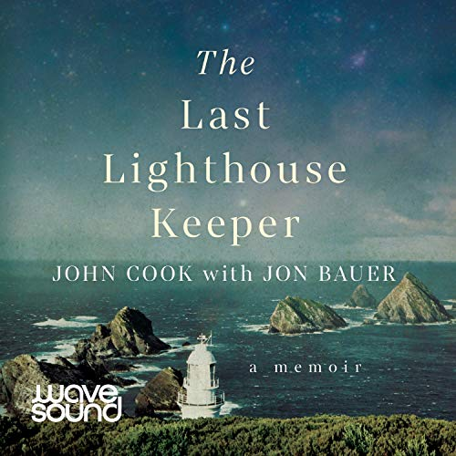 The Last Lighthouse Keeper cover art