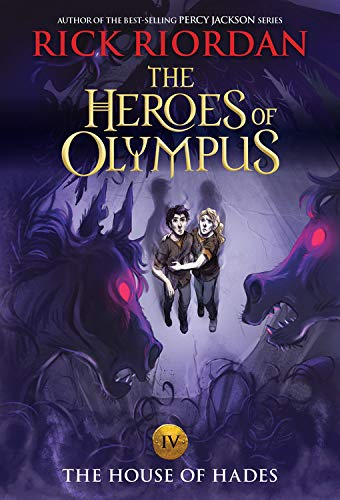 The House of Hades (The Heroes of Olympus, Book Four (new cover) (The Heroes of Olympus, 4)
