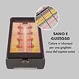 Zoom IMG-1 klarstein infragrill grill elettrico 1500