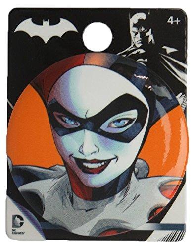DC Comics Harley Quinn 1.25 Inch Button