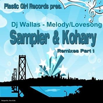 Melody / Lovesong Remixes