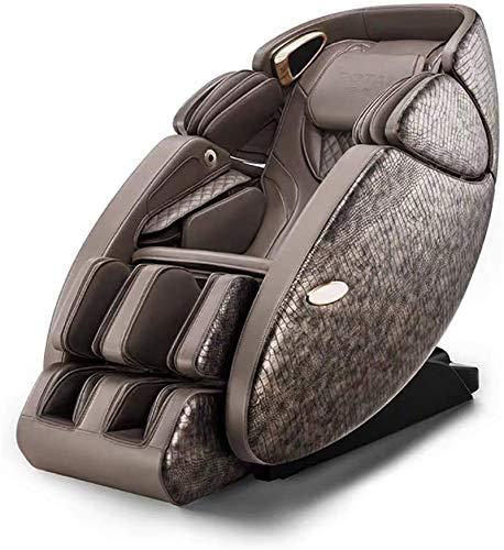 Sillas De Masaje Cuerpo Completo Y Reclinable, Masaje de lujo eléctrico RT7709 Profesional Relax SHIATSU ARM Zero Gravedad Sistema de calor magnético de amasado Sofá de masaje para ancianos Automático