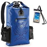 Piscifun Angry Face Dry Bag con funda impermeable para teléfono