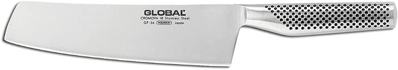 Global GF 36 8 Inch 20cm Heavyweight Vegetable Knife