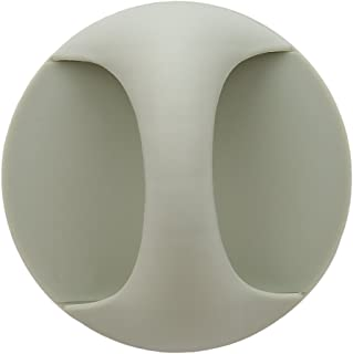 LnLyin - Tirador autoadhesivo, plástico abs, Verde, talla única