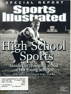 Sports Illustrated November 18, 2002 Brian Brohm/Trinity High Louisville, Brett Favre/Green Bay Packers, Toronto Maple Leafs/Hockey, Miama Hurricanes