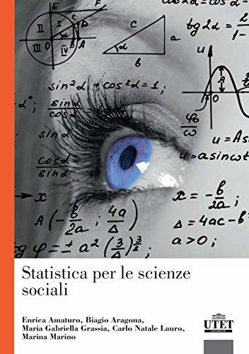 Statistica per le scienze sociali