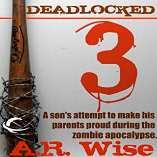 Deadlocked 3 audiobook cover art