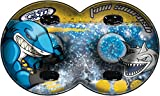 ESP 61 in. Gemini Two-Rider Inflatable Snow Tube