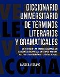 Diccionario Universitario de Terminos Literarios y Gramaticales
