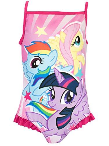 Mein Kleines Pony Mädchen Rainbow Dash und Twilight Sparkle Badeanzug 104