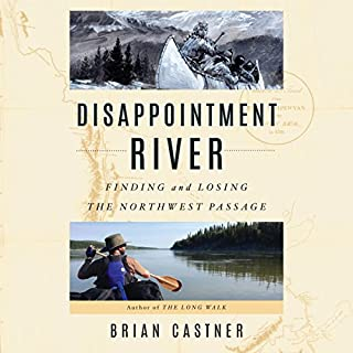 Disappointment River audiobook cover art