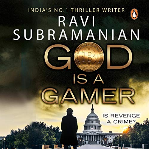 God Is a Gamer audiobook cover art