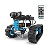 Makeblock Starter Robot Kit, DIY 2 in 1 Advanced Mechanical Building Block, STEM Education to Learn...