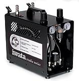 Iwata-Medea Studio Series Power Jet Pro Double Piston Air Compressor